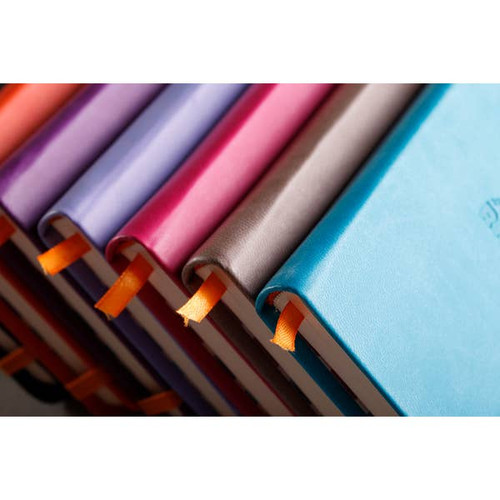 Rhodia Hardcover Rhodiarama A5 Webnotebook (Lined)