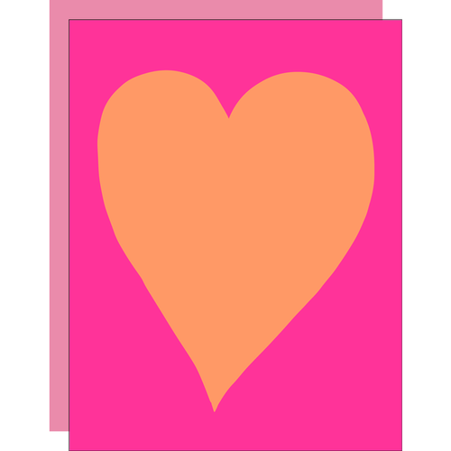 Heart Card by Ashkahn