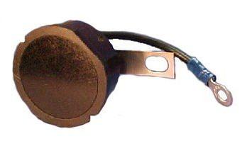 Copeland Thermal Protector, 3/4 HP 230 Volt (MDT #3-08-0231-10)
