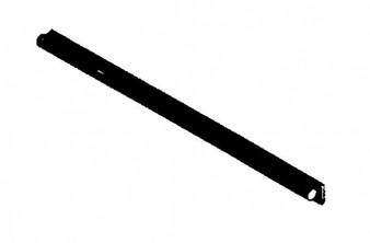 Holder Bar, 14'' (Black)