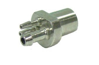 3-Hole HP Metal Connector Only (A-dec #98.0310.00)