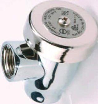 Vacuum Breaker - 3/8'' NPT