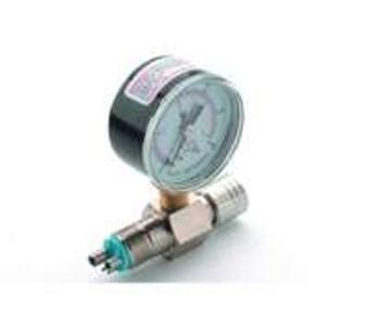 Handpiece Pressure Test Gauge (0-100 PSI)