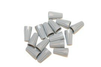 Wire Nut Connector, Insulated, 22-14 AWG (pkg of 15)
