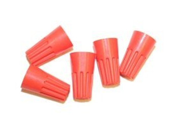 Wire Nut Connector, Insulated, 18-10 AWG (pkg of 5)