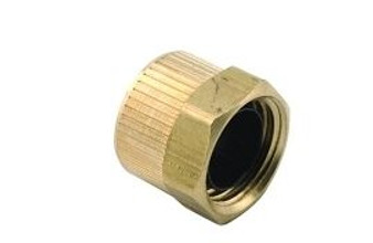 3/8'' Poly Nut & Sleeve (pkg of 5) (A-dec #022.014.00)