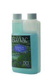 Eco Vac Vacuum System Cleaner, 1/2 Gallon Bottle