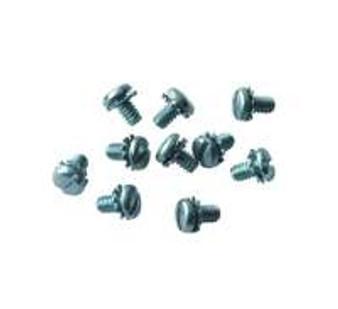 Pan Head Slotted Screw to Fit A-dec Equipment, 6-32 x 1/4'' (Pkg of 10) (A-dec #001.073.00)