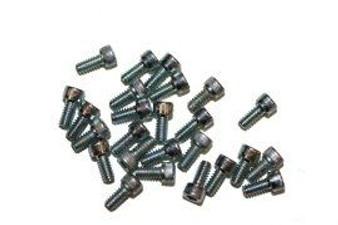 4-40 x 1/4'' Socket Head Zinc Screw (Pkg/25) (A-dec® #003.078.00)