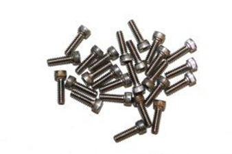 4-40 x 3/8'' SST Socket Head Screw (Pkg/25) (A-dec® #001.024.00)