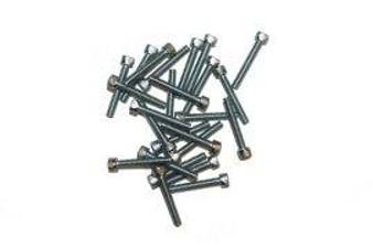 4-40 x 3/4'' Socket Head Zinc Screw (Pkg/25) (A-dec® #002.024.00)