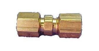 5/16'' Union Compression Tube x Compression Tube