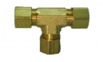5/16'' Union Compression Tube Tee (P&C #004007)