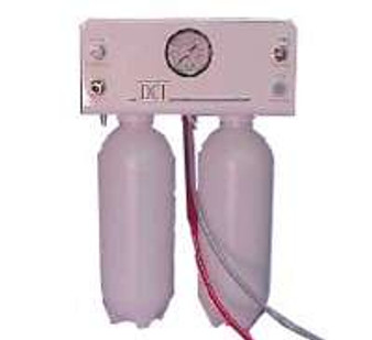 Asepsis Self-Contained Standard Dual Water System w/ 750-ml Bottle