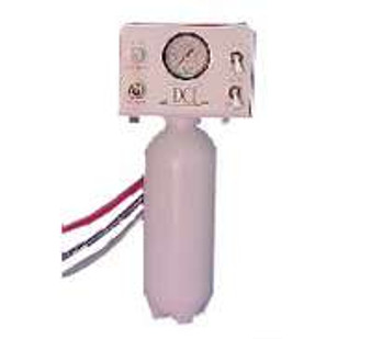 Asepsis Self-Contained Deluxe Single Water System w/ 750-ml Bottle (includes extra bottle)