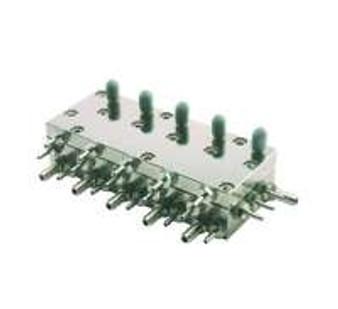 P&C / Marus Automatic Handpiece Block Single-Piece Assy., Quin-Block, Dimensions 3 3/4'' x 1 1/2'' x 1'' (P&C #052244)