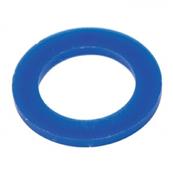 Water Indicator Washer for 1/4'' Q.D. (Blue) (Pkg of 10)