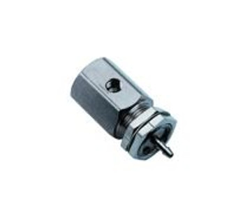Air Pilot Valve, 2-Way without Exhaust, Normally Closed (For Air & Water)