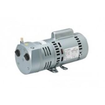 Dry Rotary Vane Pump, 3/4 HP, 115 / 230 Volt