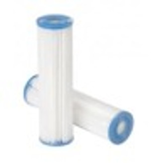 Water Security System Replacement Filter Element, 2 1/2 x 10, 20 Micron, 3/4 Housing (Pkg of 2)