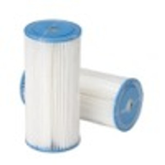 Water Security System Replacement Filter Element, 4 1/2 x 10, 20 Micron, 1 to 1-1/2 Housing (Pkg of 2)