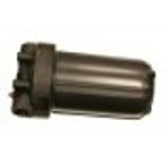 Water Security System Replacement Housing Filter, 1'' (Black)