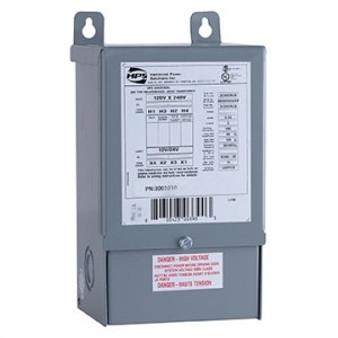 Single Phase 3500 VA Buck & Boost Transformer, 120/240V - 12/24, 50/60 Hz