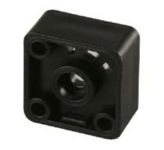 A-dec Water Valve, Black Body Replacement  Housing Only (A-dec #24.0355.00, P&C #62R071)