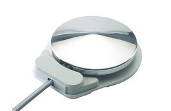 Standard Disc-Type Foot Control w/o Signal Relay, 2-Hole Lt. Sand Tubing