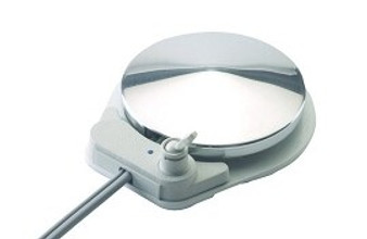 Wet/Dry Disc-Type Foot Control w/o Signal Relay, 3-Hole Dark Surf Tubing (Forest Dental #1105-581)