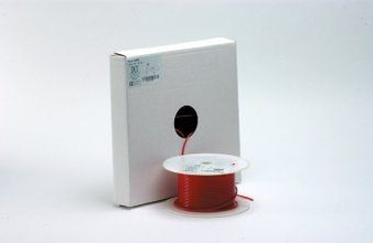 100 ft. Box 1/8'' O.D. Polyurethane Supply Tubing (Red)