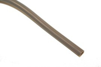 100 ft. Roll 1/4'' O.D. Polyurethane Supply Tubing (Dark Surf)