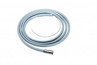 5' Length ISO-C 6-Pin Power Optic Handpiece Tubing (Black)