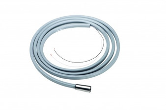 12' Length ISO-C 6-Pin Power Optic Handpiece Tubing (Sterling)