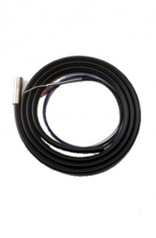 Lt Sand - 12' Tubing / 14' Bundle - Straight Asepsis Tubing w/ Ground Wire for Touch System
