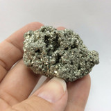 Natural Pyrite Rough Specimen 171021 97g Stone of Vitality Metaphysical