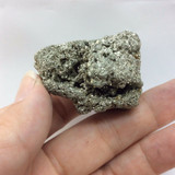 Natural Pyrite Rough Specimen 171025 113g Stone of Vitality Metaphysical