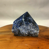 High Quality Sodalite Point Specimen 180504 62mm Stone of Higher Mind Healing