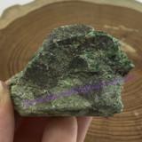 Green Chrome Diopside Specimen MMM2007-281 Positive Acceptance Crystal Rough Nat