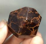 Polished Faceted Garnet Specimen 180125 Vibrant Healing Stone Metaphysical