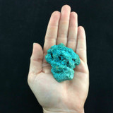 Natural Rough Chrysocolla Specimen 2oz #5 Tranquility Peruvian Crystal Mineral