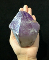 Amethyst Skeletal Mineral Specimen 1712114-680.4g Elestial Crystal Metaphysical