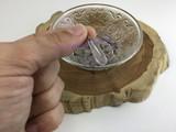 Light Colored Auralite 23 Crystal Teardrop Pendants with Jump Rings Amethyst Jewelry