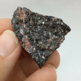 Rough Rhodonite Specimen 170708 36mm Stone of Compassion Metaphysical Healing