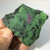 African Ruby Zoisite Specimen 171002 Stone of Powerful Healing Metaphysical