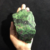 African Ruby Zoisite Specimen 171001 Stone of Powerful Healing Metaphysical