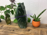 MeldedMind XL Nephrite Jade Polished Specimen, huge jade crystal, nephrite jade
