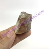 MeldeMind255 Amphibole Quartz Angel Phantom Crystal Specimen