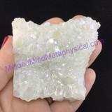 MeldedMind Titanium Coated Quartz Crystal Specimen 58mm 5oz Metaphysical