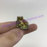 MeldedMind224 Small Bismuth Specimen 27mm Rainbow Metaphysical